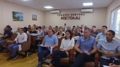 На 12.редовној седници Скупштине усвојен завршни рачун буџета Градске општине Kостолац за 2018. годину